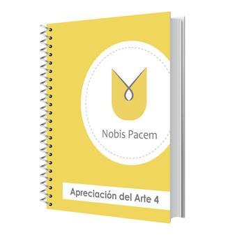 Nobis Pacem Homeschool Apreciación del Arte 4