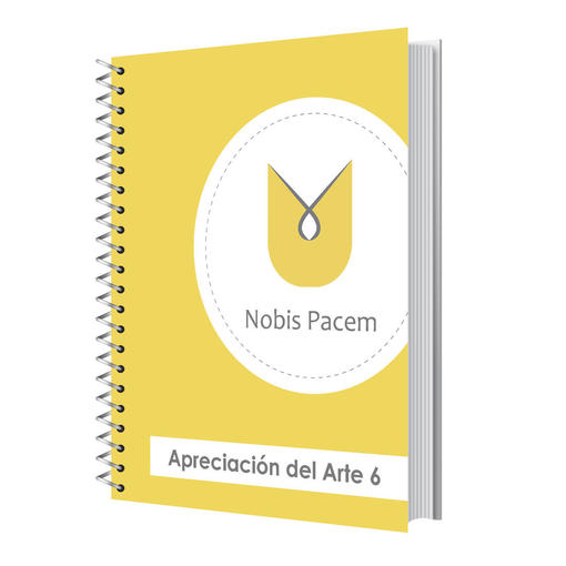 Nobis Pacem Homeschool Apreciación del Arte 6