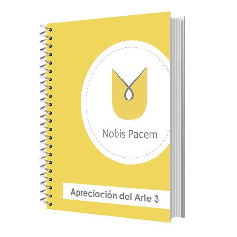 Nobis Pacem Homeschool Apreciación del Arte 3