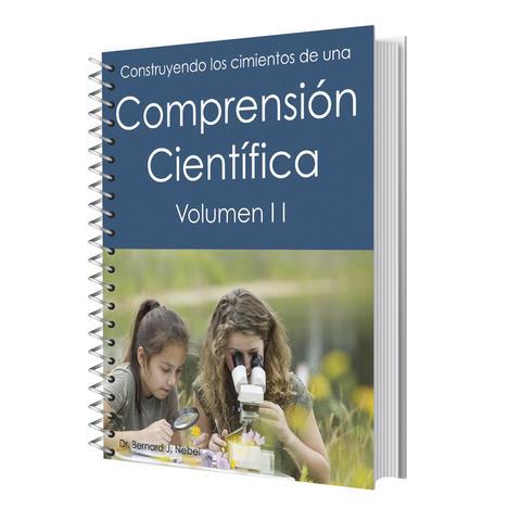 Nobis Pacem Homeschool Comprensión Científica Volumen 2